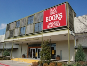 Half Price Books on Northwest Highway